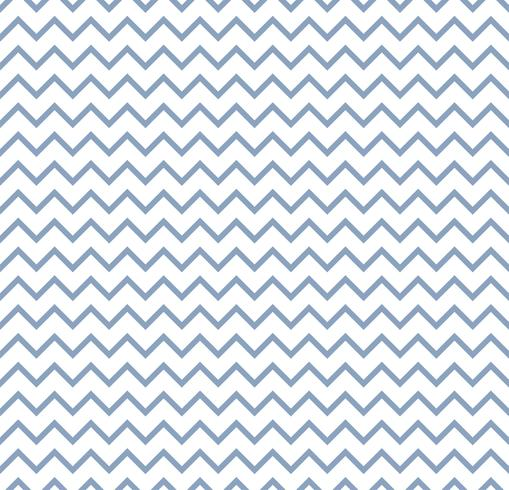Naadloos Patroon Wave Curly Zig Zag Lines Illustration Design