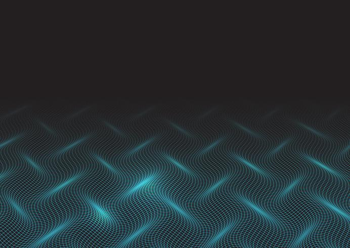 Conception techno waves