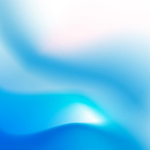 Sfondo astratto liscio curva blu e miscela 002