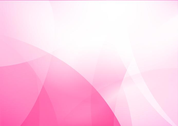 Curve and blend light pink abstract background 012