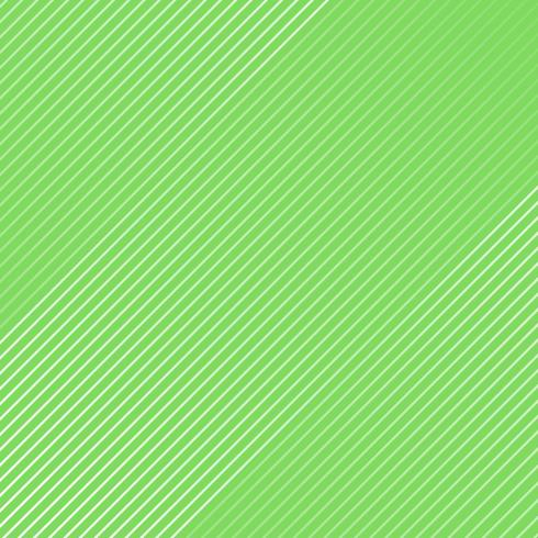 Abstract white striped lines pattern Diagonally texture on green color background. vector