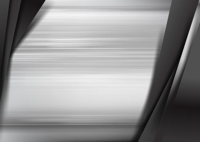 Fondo abstracto sostenido metal pulido 005 vector