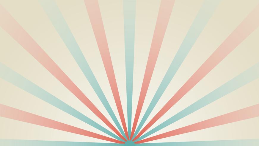 Abstract starburst background. Sunlight retro narrow.  Fantasy Vector illustration. Magic Sun beam ray pattern background.