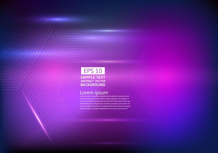 Vettore astratto di elementi geometrici con sfondo trasparente
