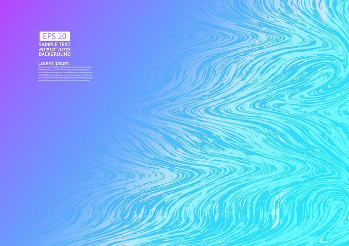 Bunter flüssiger abstrakter Hintergrund. Flüssige Steigung formt futuristisches Design der Zusammensetzung