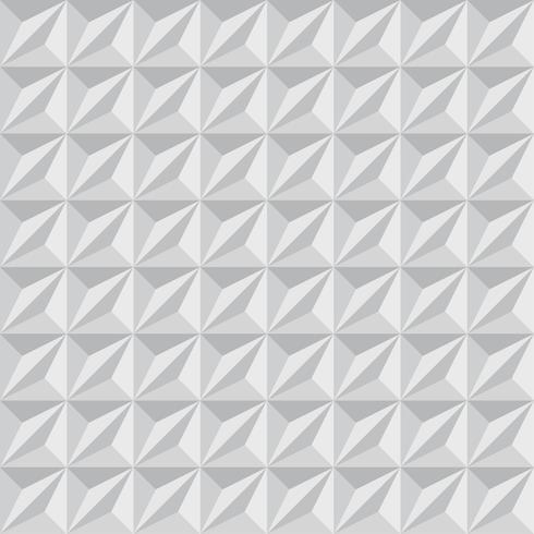 Weiße und graue Beschaffenheit, nahtlos mit geometrischem Hintergrund.