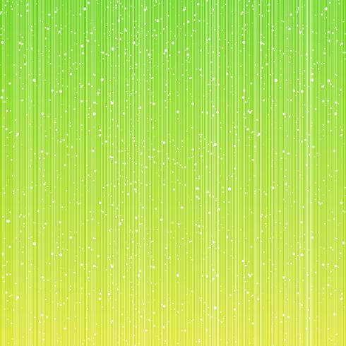Motif de lignes abstraites et texture grunge brosse sur fond dégradé de nature verdoyante. vecteur
