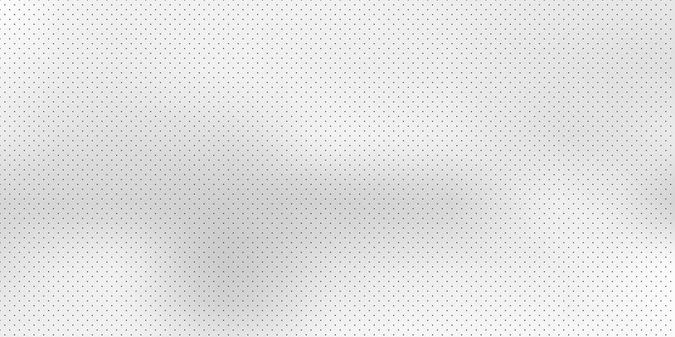 Abstract white blurred background with black dots pattern