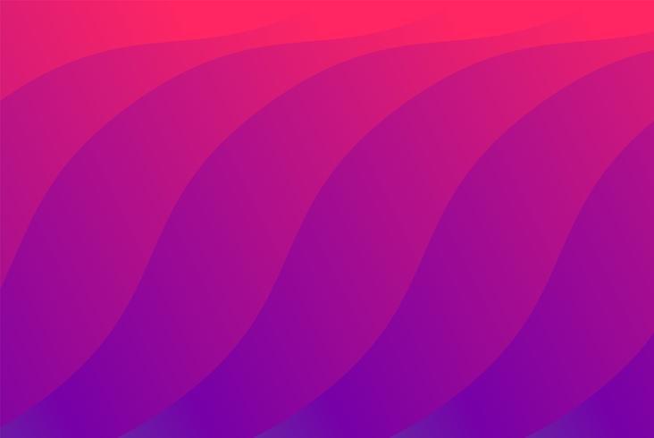Bunter abstrakter Hintergrund, vektorabbildung