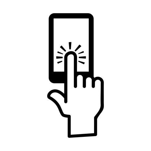 Ícone de Tablet Vector