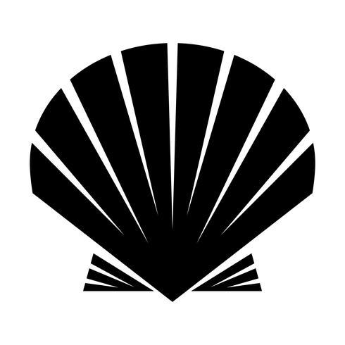 Seashell Vector Icon