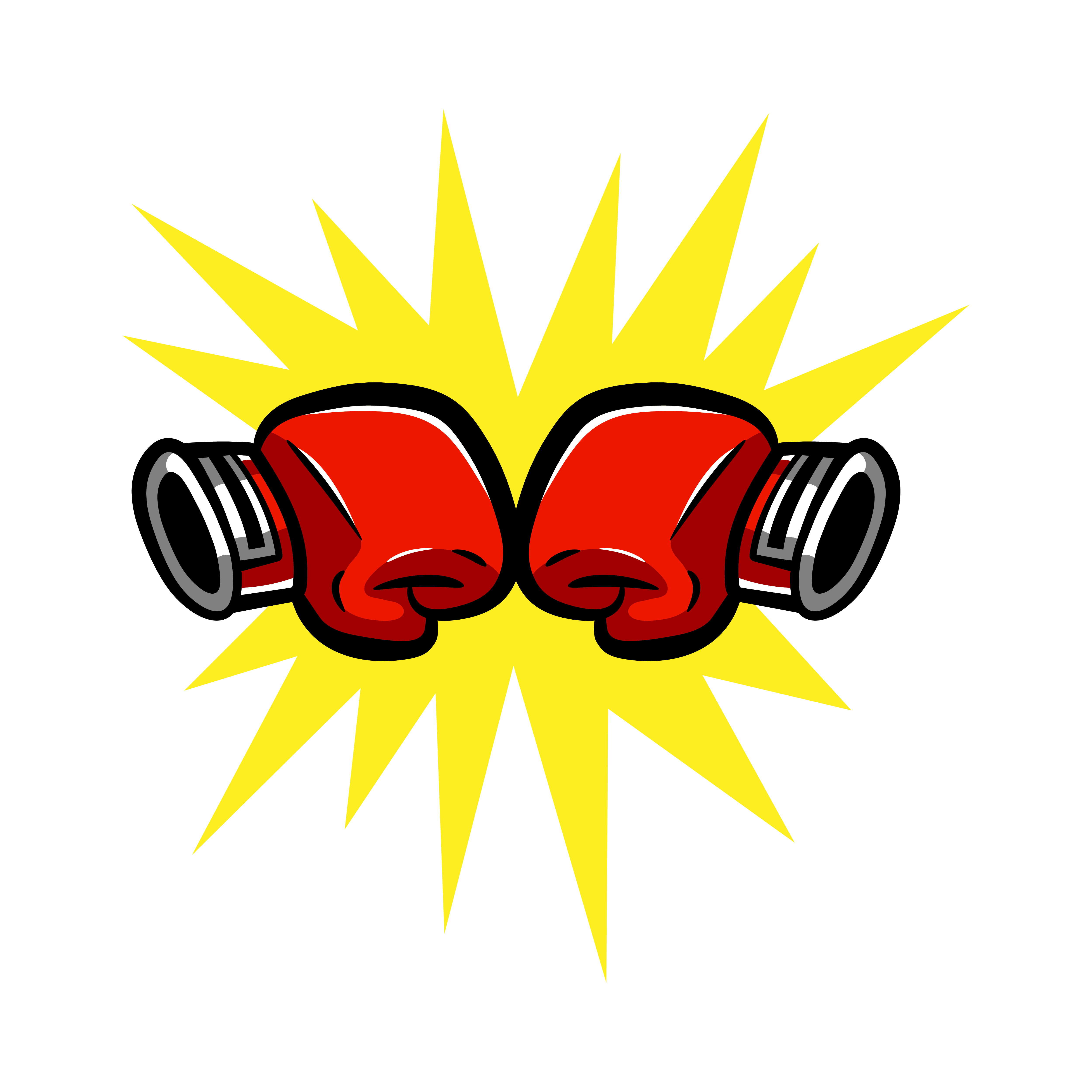 Best Boxing Gloves Hanging Illustrations, Royalty-Free ...  |Boxing Gloves Vector Clipart