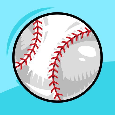 Baseball-Vektor-Symbol