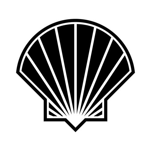 Coquillage Vector Icon
