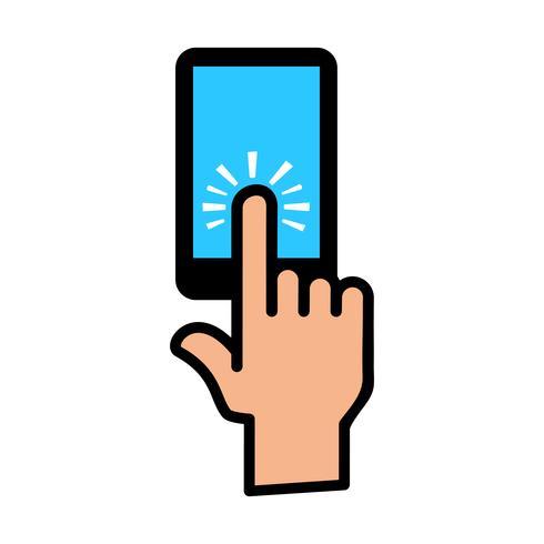 Tablet Vector Icon