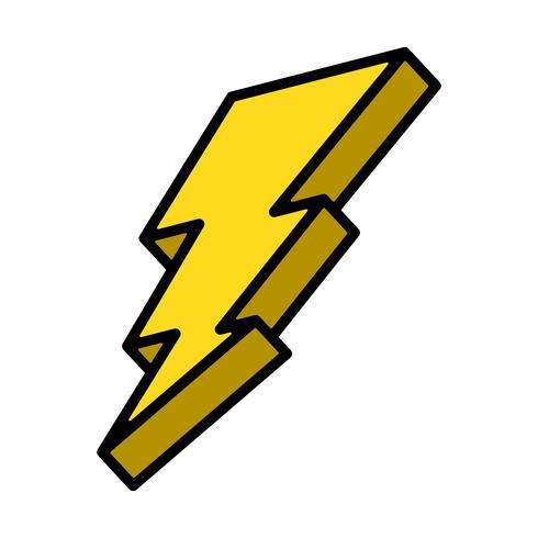 Éclair électrique
