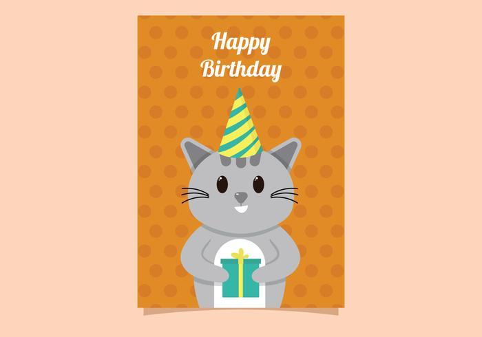 Leuke kat verjaardagscadeau