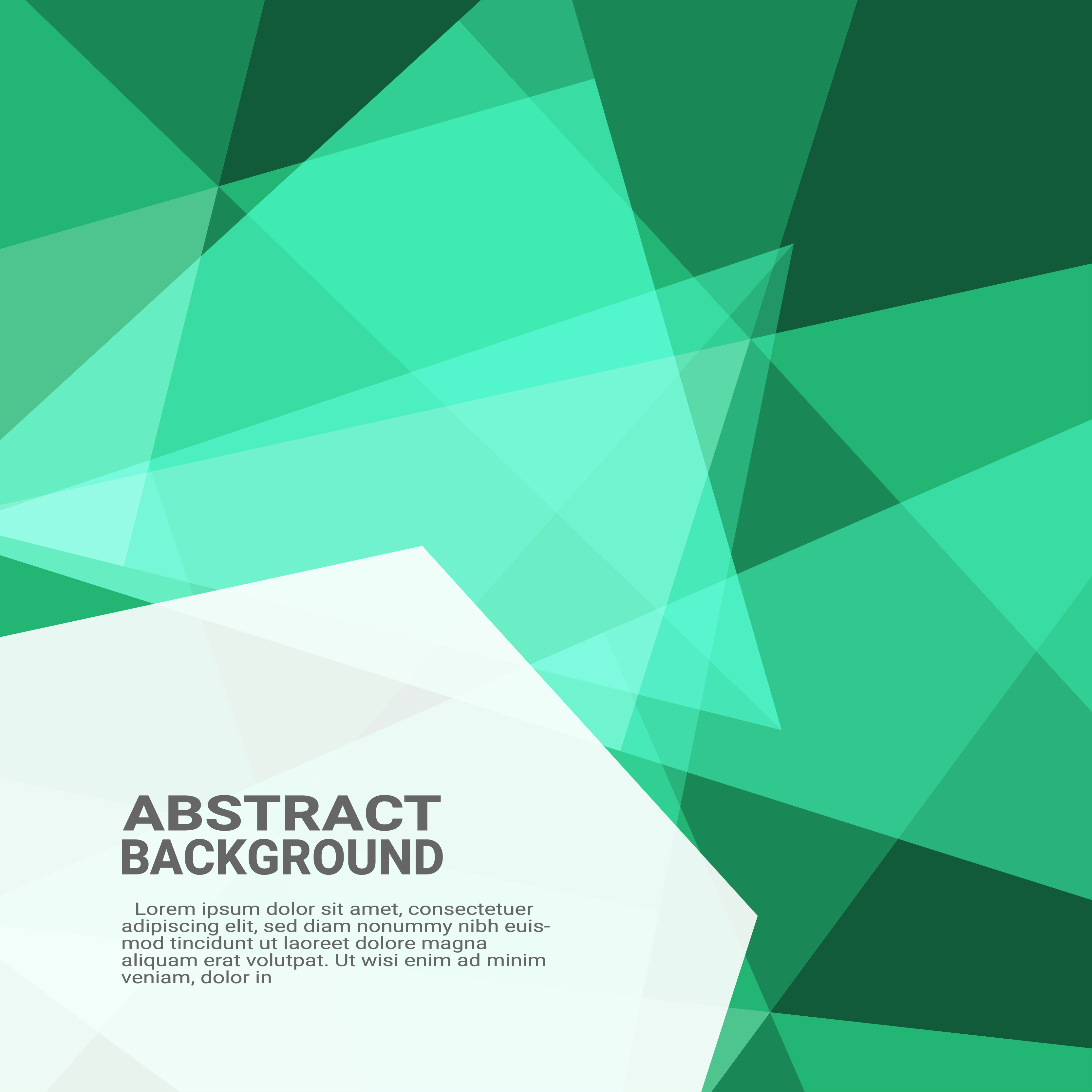 Abstract Geometric Background High Technology Computer