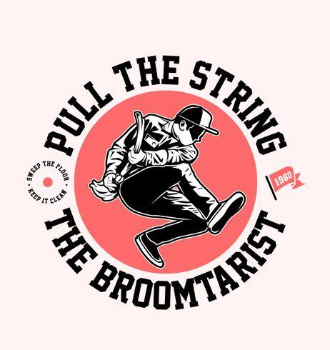 the broomtarist vector
