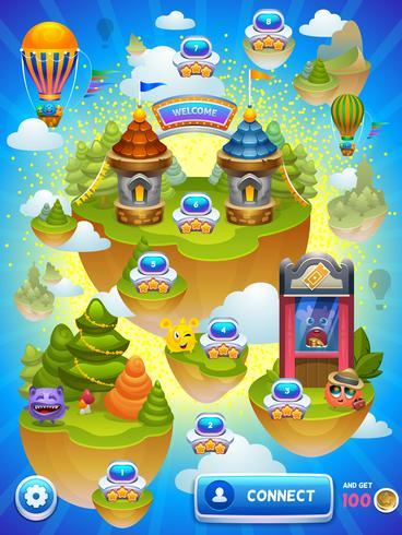 Game kaart