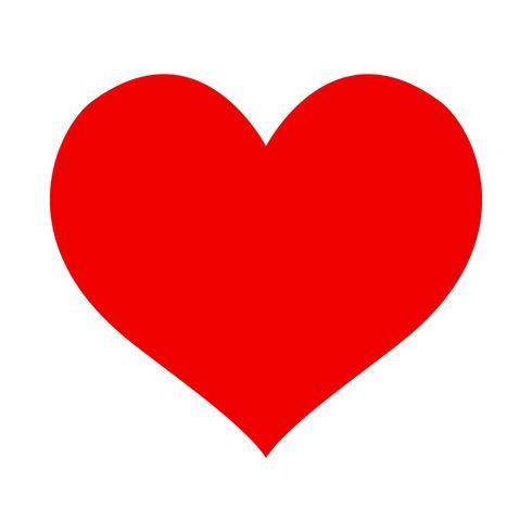 Herz-romantische Liebesgraphik