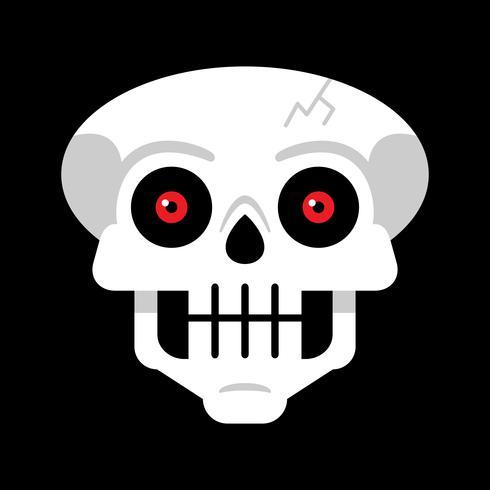 Crâne graphique