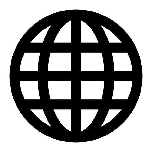Globe Earth Planet graphic