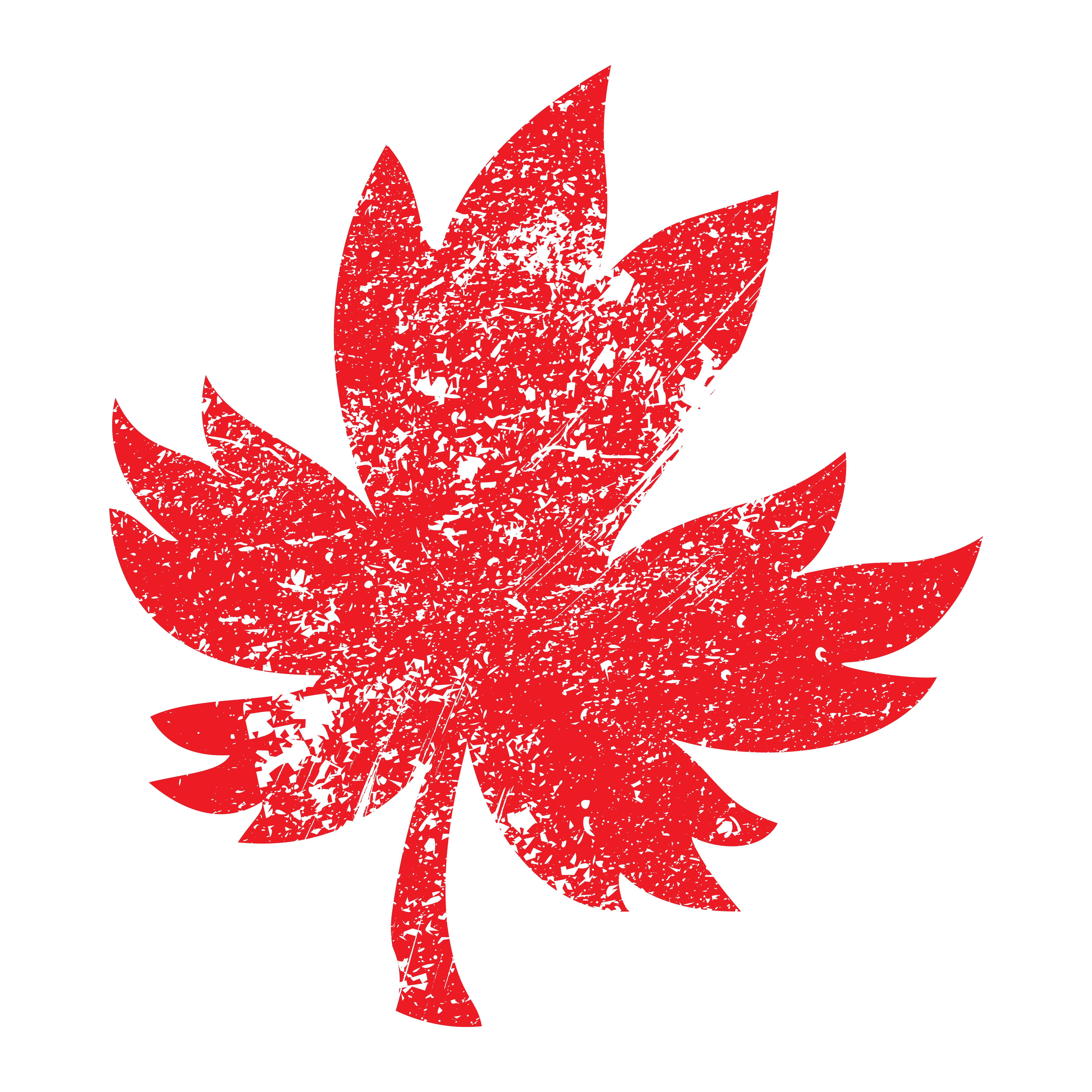 Autumn Maple Leaf Vector Logo 552468