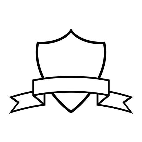 Skjutvapen vektor ikon