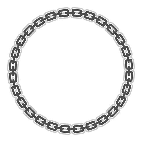 Chain vector icon