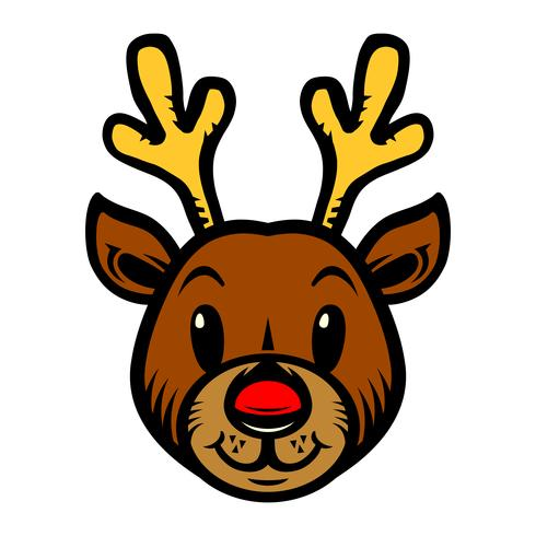 Kerst rendieren
