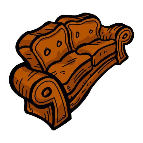 Säckvektorns ikon