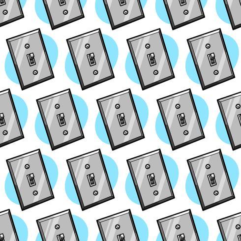 Lichtschalter Vektor Icon