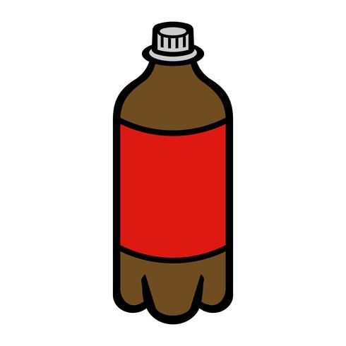 Soda Pop Bottle