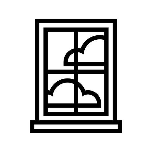 Raamkozijn Glasplaat