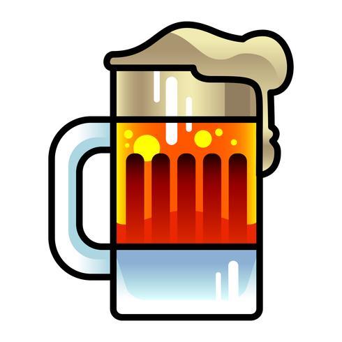 Bierpul Vector Icon