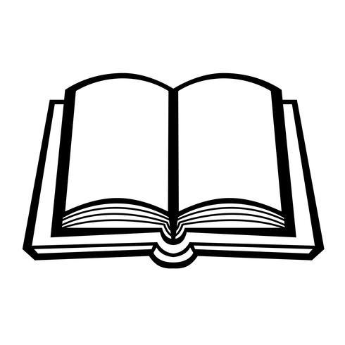 Vetor de livro