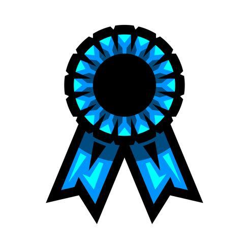 Winner Prize Ribbon vector