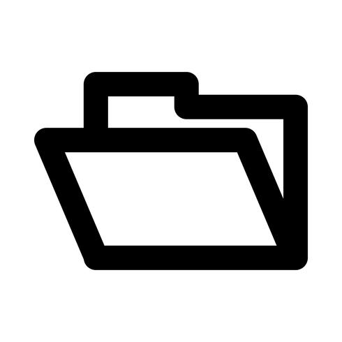 Dossier Vector Icon