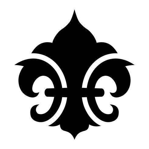 Simbolo di Fleur de lis