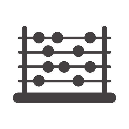 Abakus-Zählwerkzeug