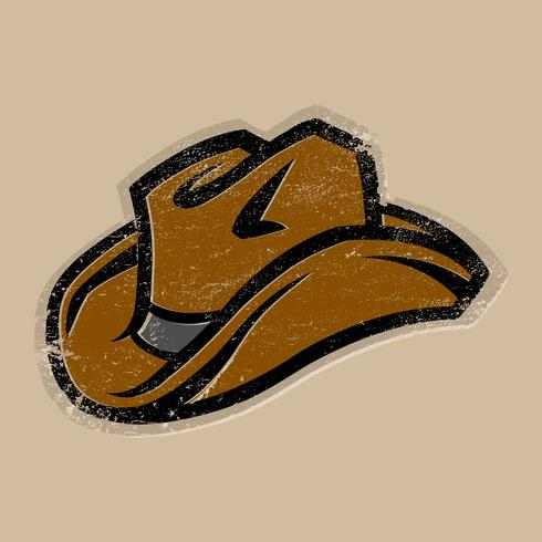 Cappello da cowboy occidentale