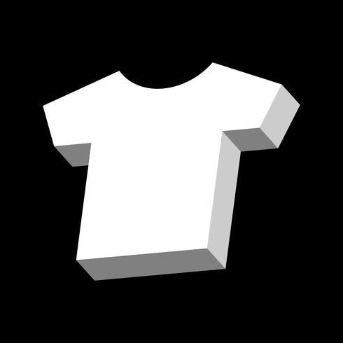 Vetor de modelo de t-shirt