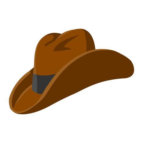 Chapéu de vaqueiro ocidental
