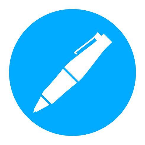 Lust auf Kugelschreiber Vektor Icon