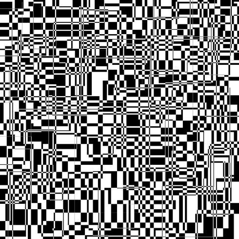 Schwärzen Sie und schreiben Sie nahtlosen Musterzusammenfassungshintergrund. vektor