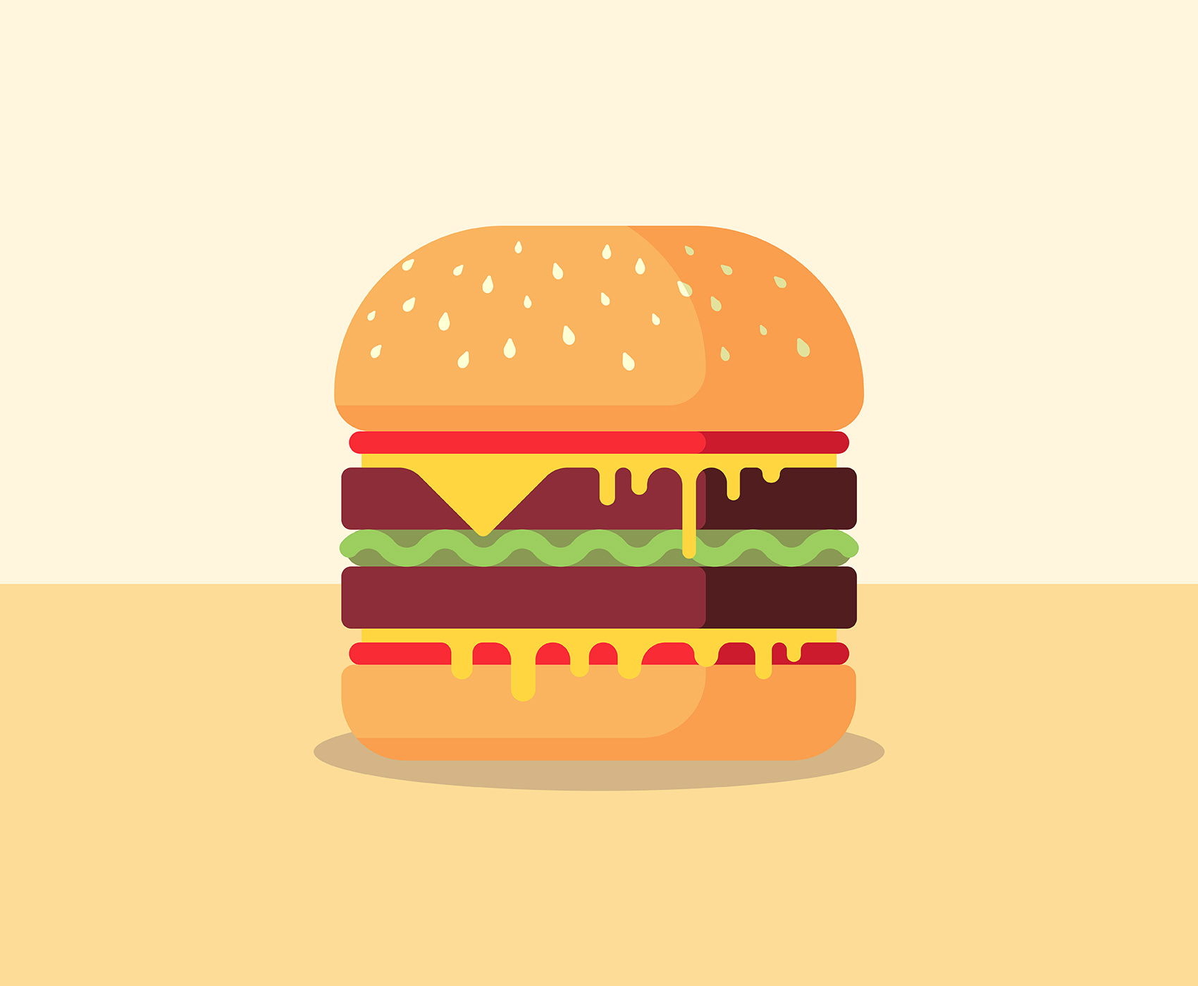 Summer Food Clipart