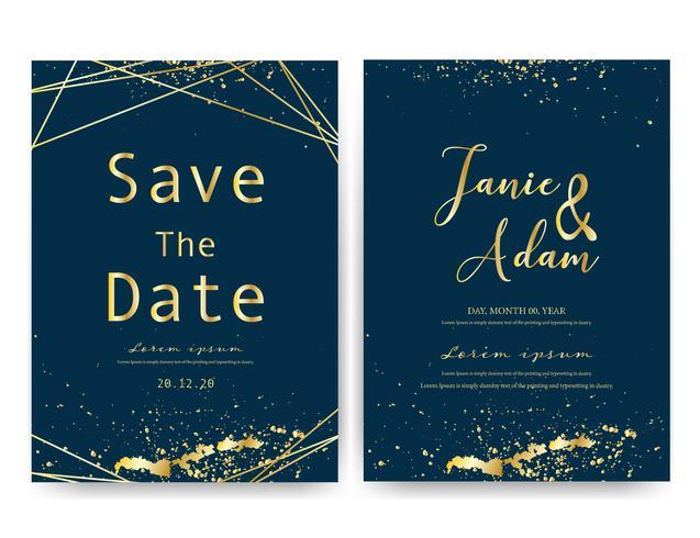 Carte D Invitation De Mariage Carte De Mariage Save The Date