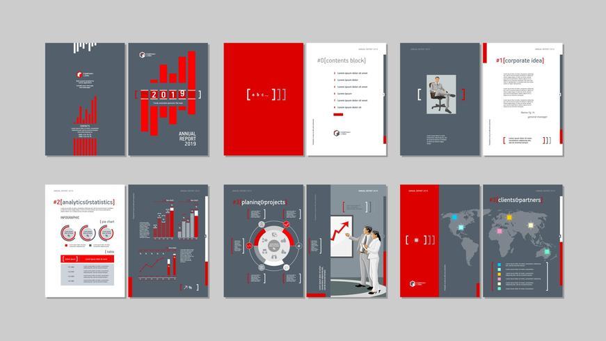 Brochure design creativo