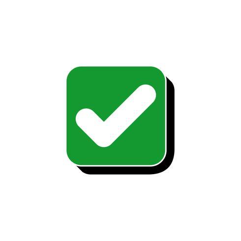 Checkmark, Checklista, Tick Vector Template